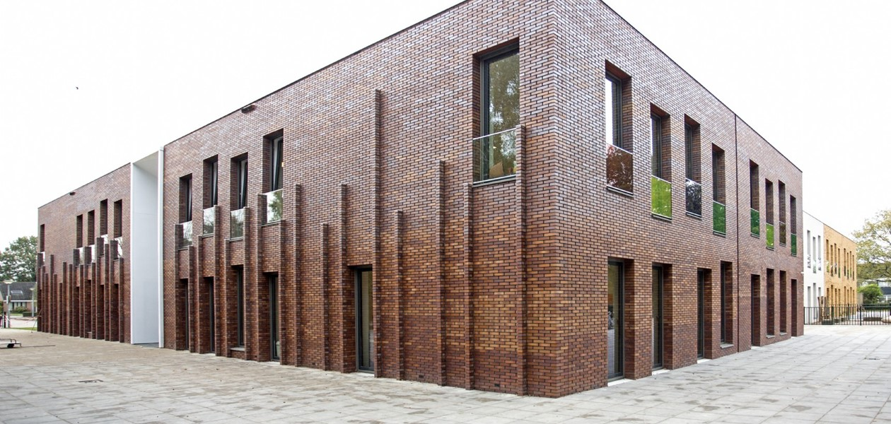 Design and Build brede school De Fliert in Twello