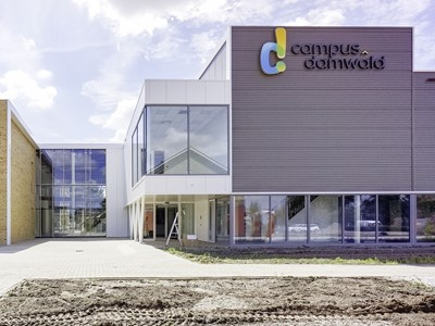 Campus Damwâld officieel geopend