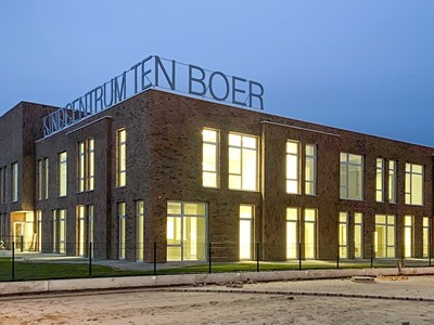 Oplevering Kindcentrum Ten Boer
